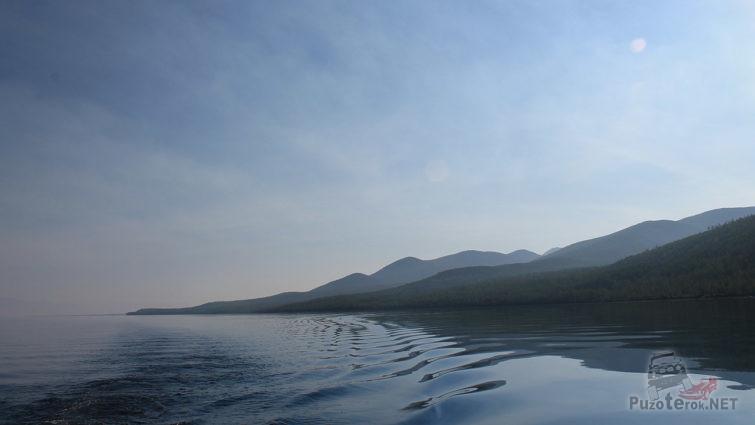 Волшебный пейзаж в бухте Хакусы