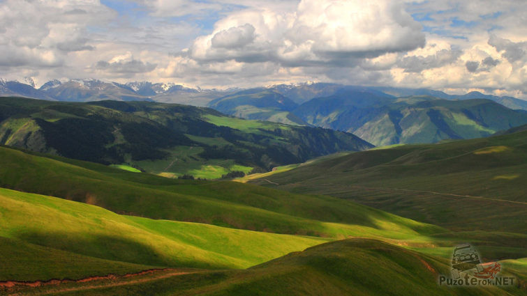 Жемчужина Казахстана - высокогорное плато Ассы