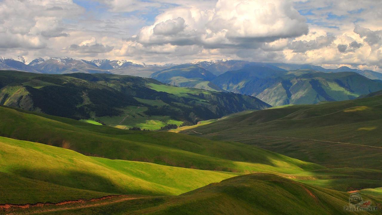 Жемчужина Казахстана — высокогорное плато Ассы