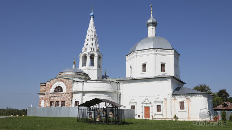Колокола у реставрируемого собора