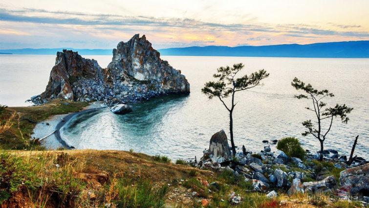 Остров Ольхон на Байкале