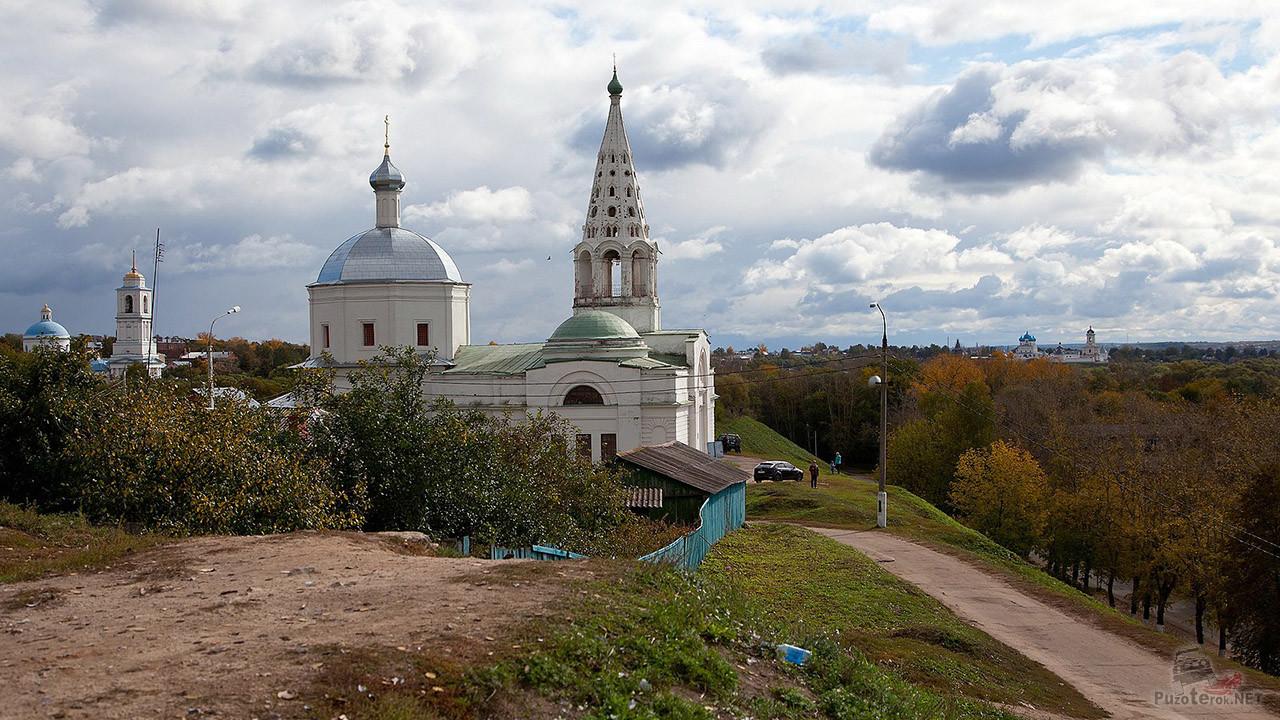 Панорамный вид с Соборной горы