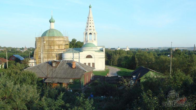 Реставрация Троицкого собора