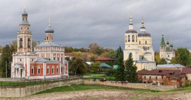 Церкви на Соборной горе