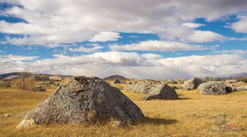 Таинственная Баргузинская долина
