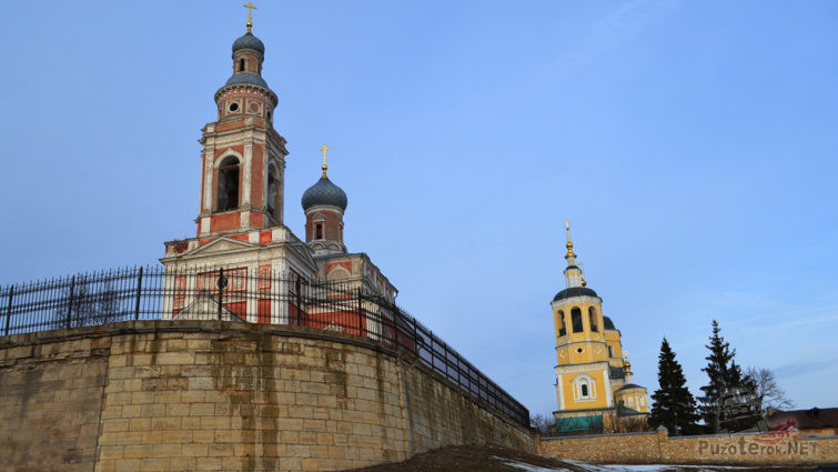Заброшенная Воздвиженская церковь