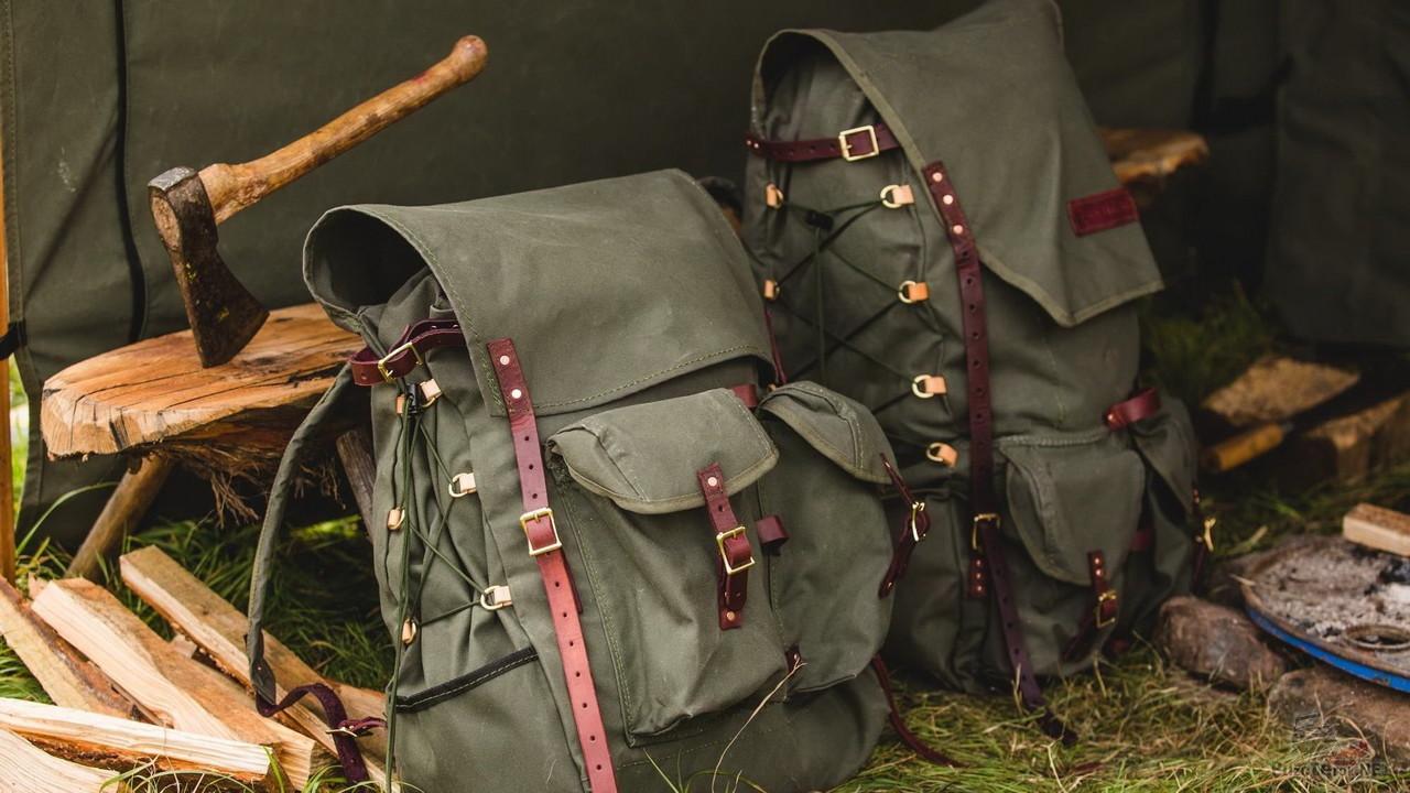 Экипировка выживальщика — рюкзаки и топор