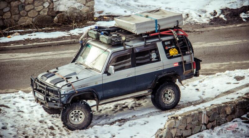 Экспедиционный ТЛК Прадо