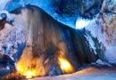 Ледопад высотой 10 метров