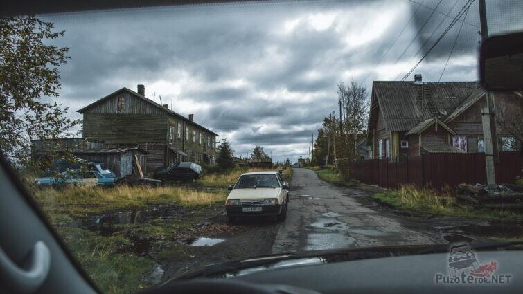 Старый рабочий посёлок