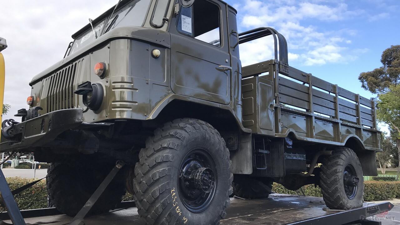 Видео-обзор ГАЗ-66