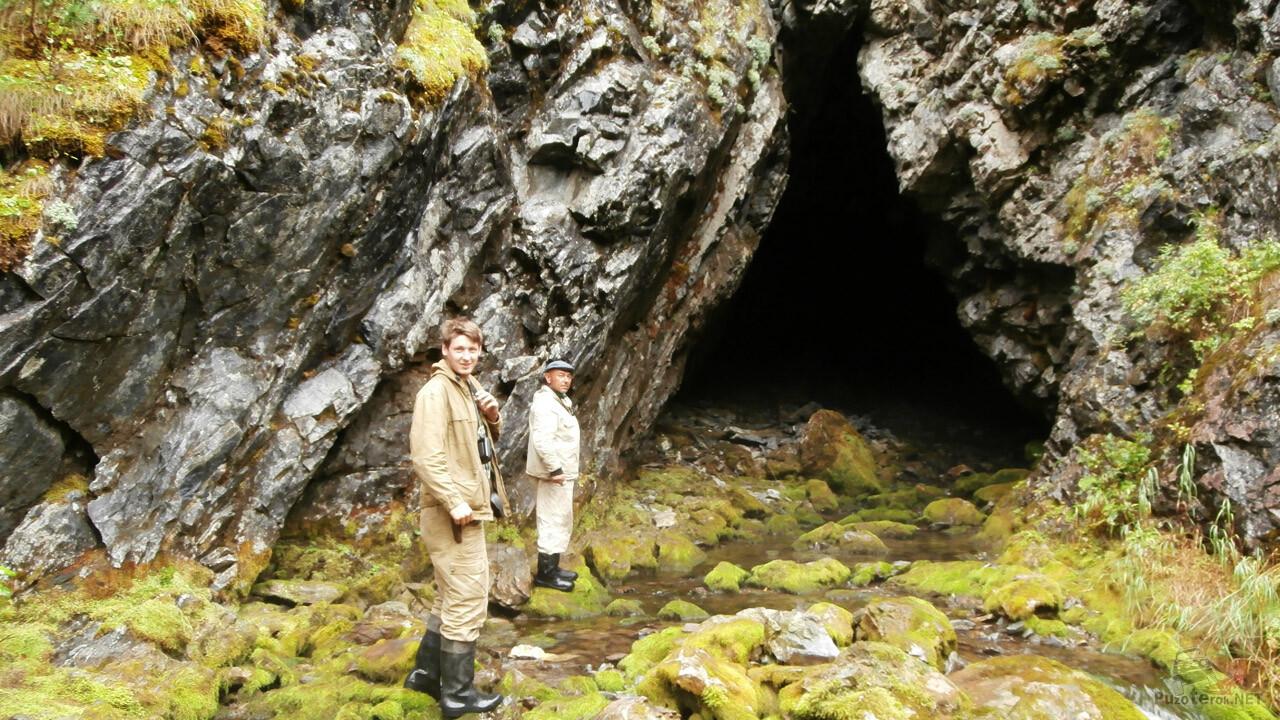 Пещера Лысанская