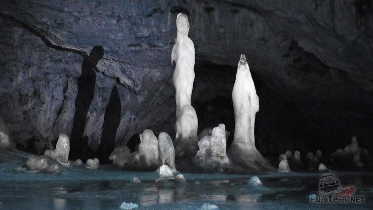 Фантастическая пещера-ледник в Башкортостане