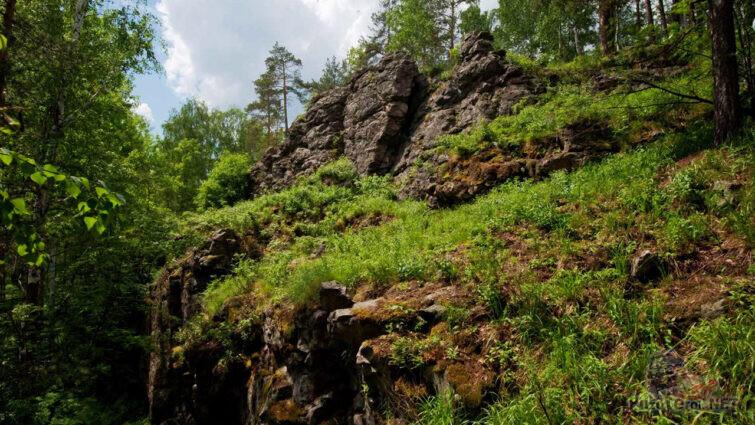 Лето в Полевском районе Свердловской области