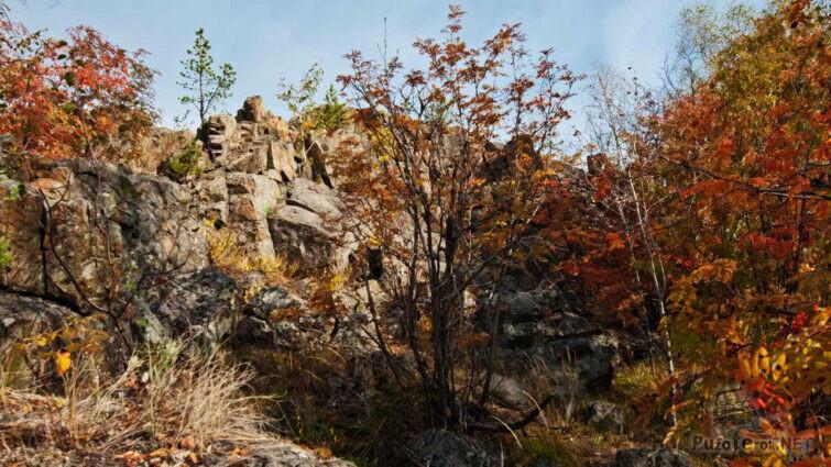 Место туристического паломничества на Урале