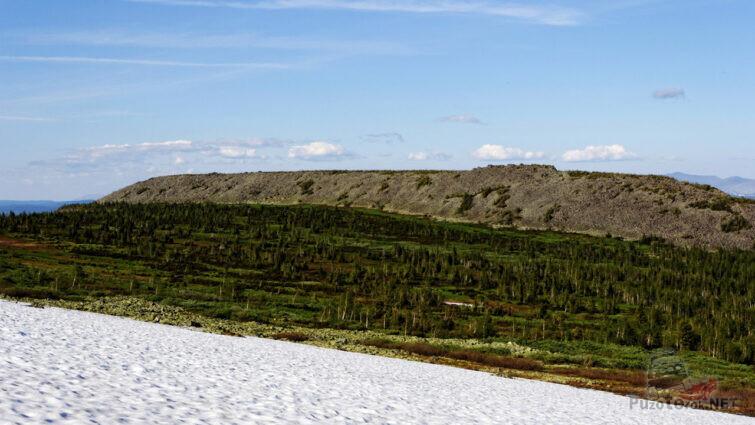 Пейзаж Северного Урала