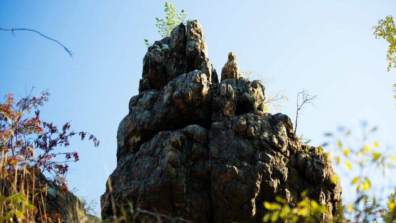 Гора Азов (33 фото)