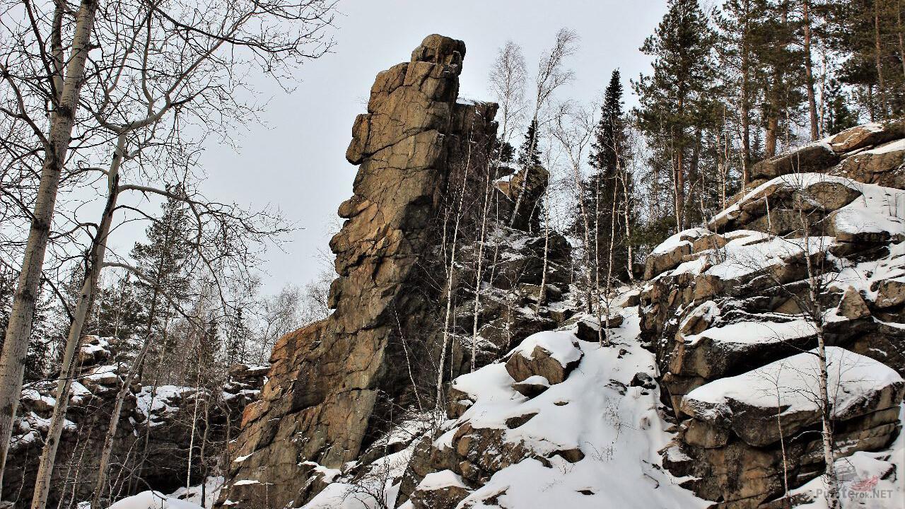 Гора Юрьев Камень (18 фото)
