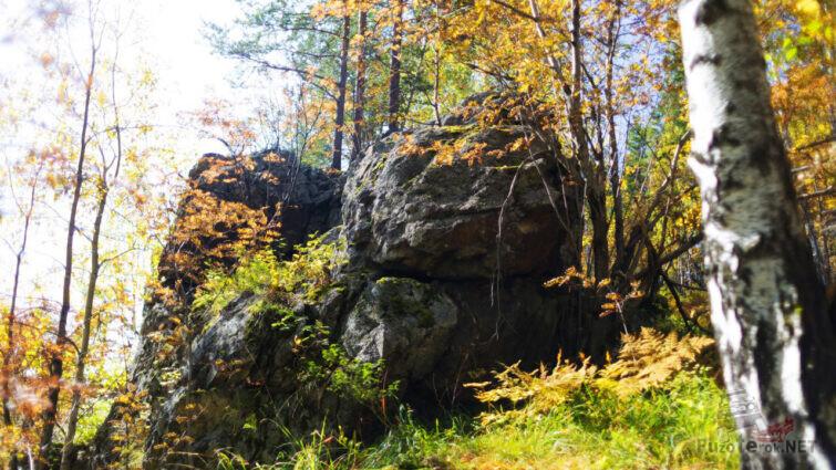 Солнечная уральская осень