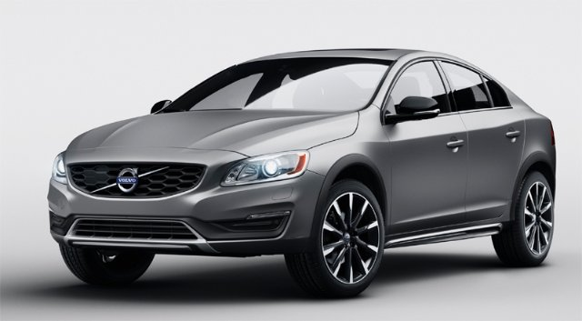Седан Volvo S60 превратили во внедорожник