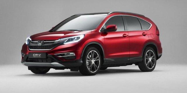 Honda возвращает 268 000 внедорожников CR-V