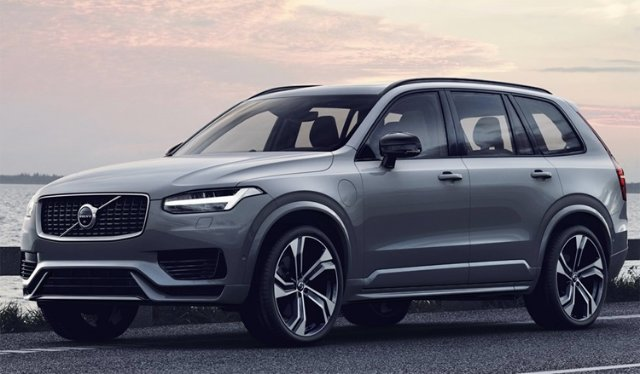 Volvo подтверждает выпуск электрического XC90
