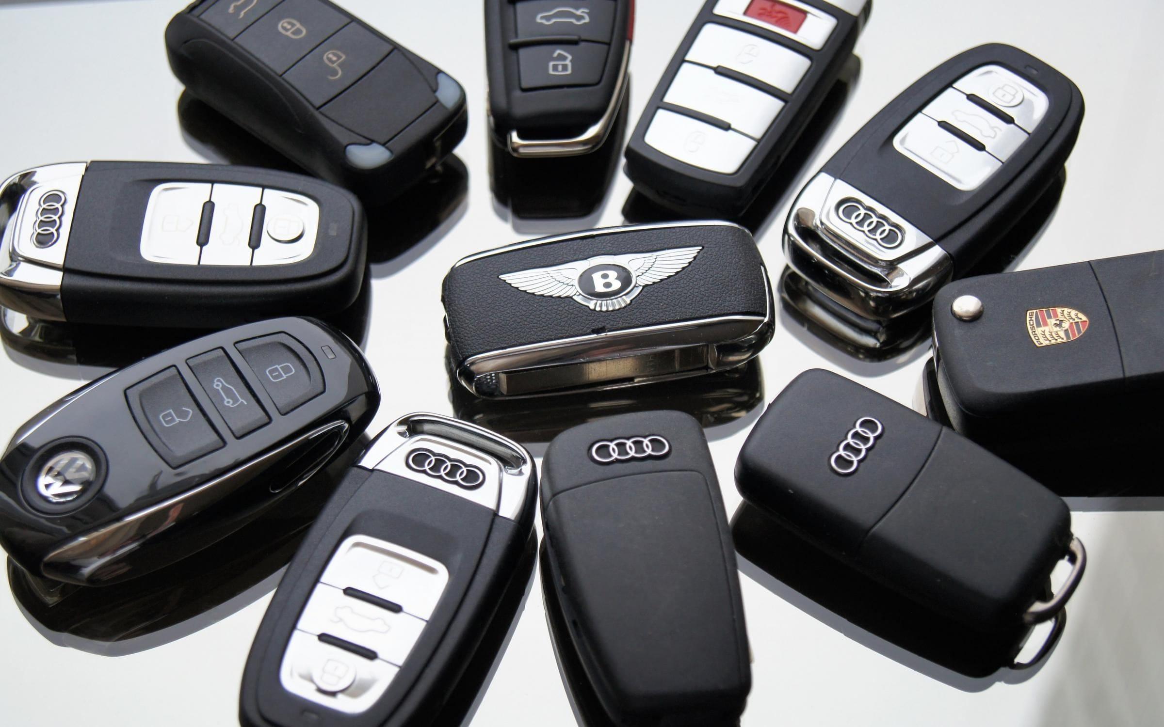 Решение проблем с утерянными ключами от авто