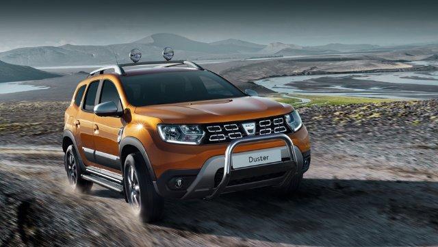 Испытания подержанного Dacia Duster 4 4 1.3 TCe в полевых условиях