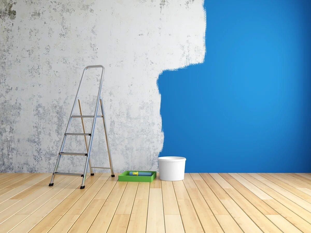Выбираем моющуюся краску для стен