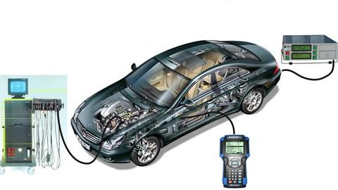 Диагностическое оборудование для узлов и агрегатов авто