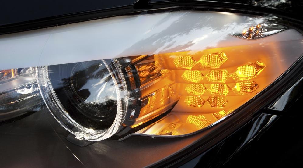 Габаритные огни для автомобиля