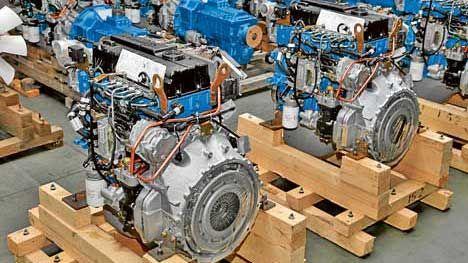 Приобрести двигатели ЯМЗ по лучшей цене