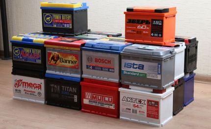 Купить аккумуляторные батареи для автомобиля