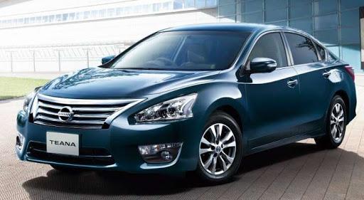 Качественное ТО Nissan Teana/Altima L33 в соответствии с регламентом