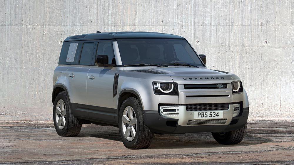 Приобрести запчасти на Land Rover