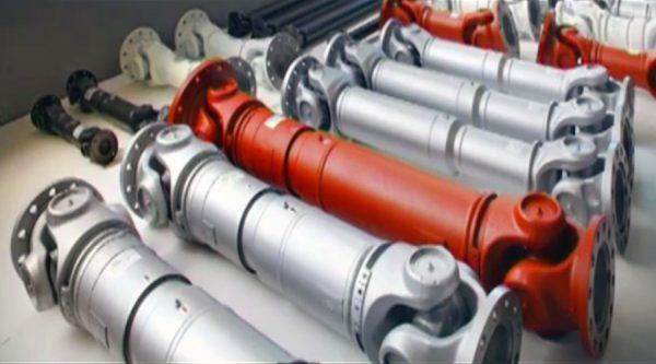 Изготовление карданных валов на заказ в Сургуте
