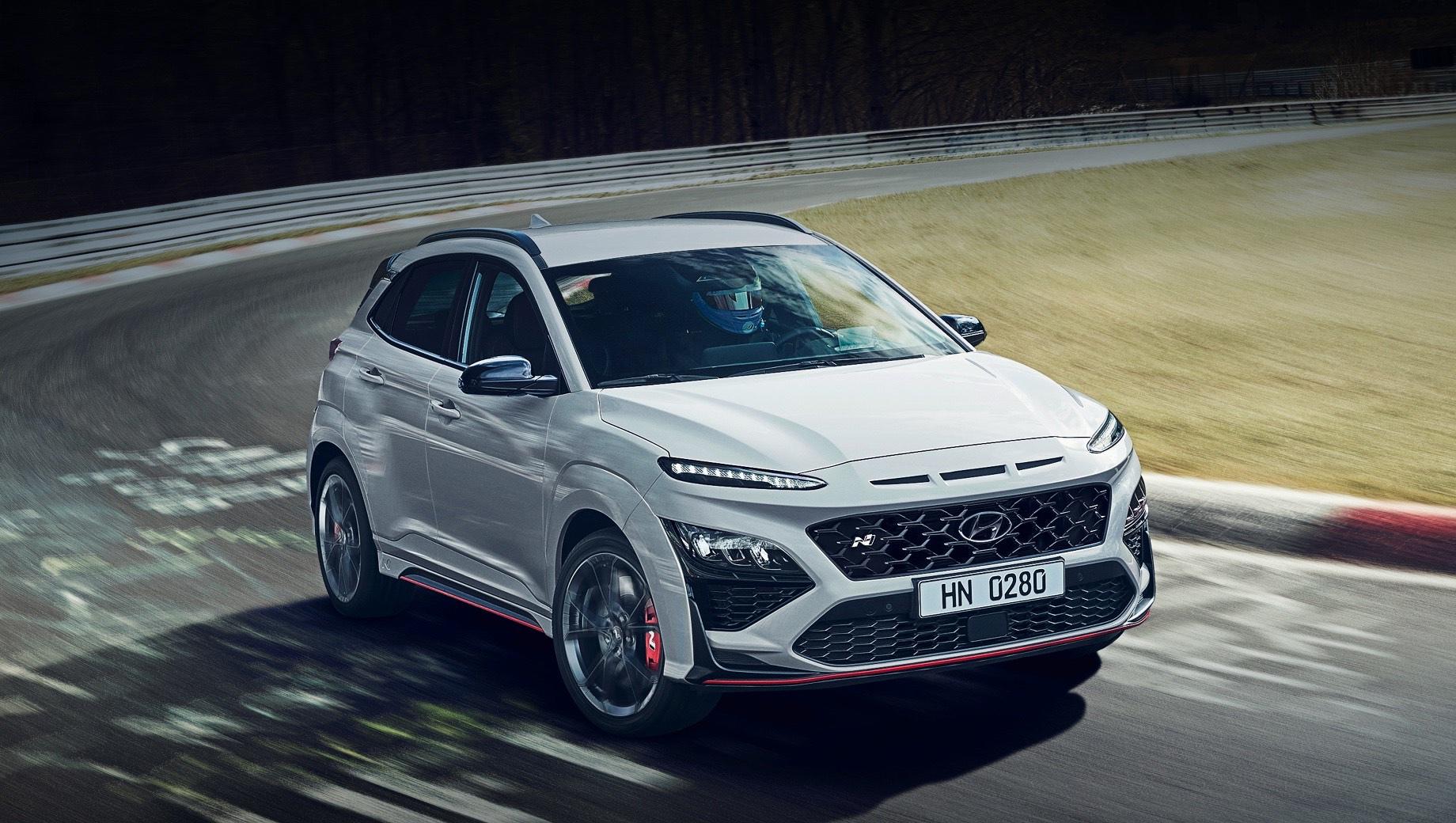 Новейший кроссовер Hyundai KonaN и его особенности