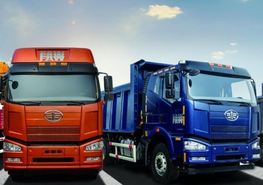 Большой выбор деталей для китайской грузовой техники