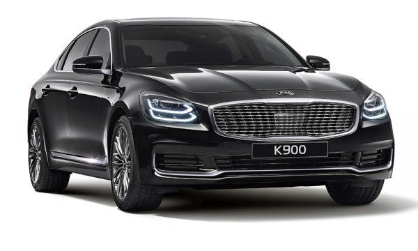 Kia K900 — автомобиль, который стоит доверия
