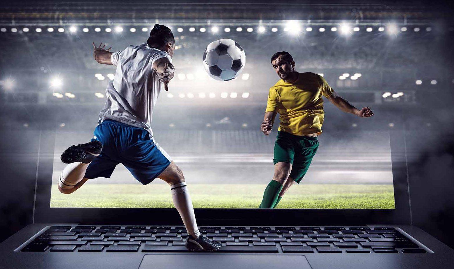 Спортивное обозрение футбольных соревнований