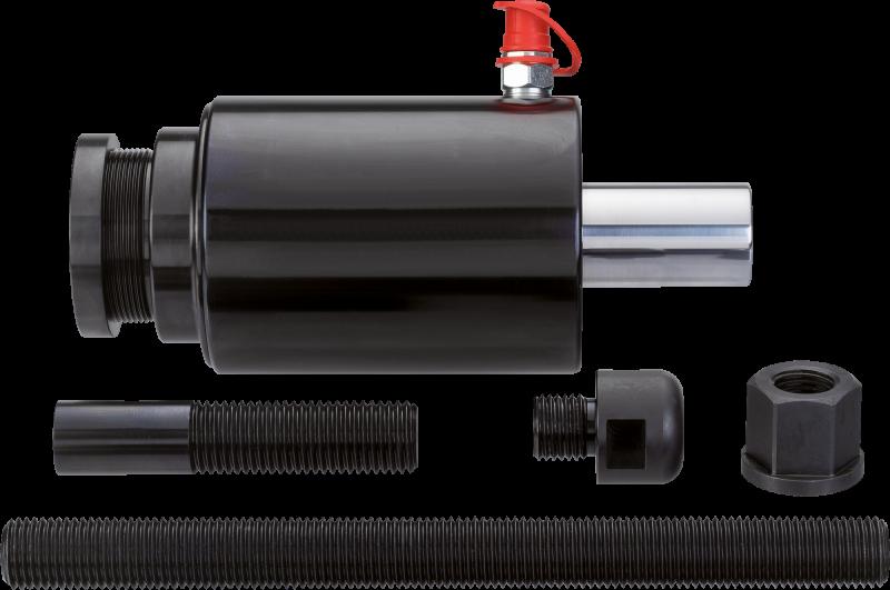 Гидравлический цилиндр: принцип работы, устройство и характеристики