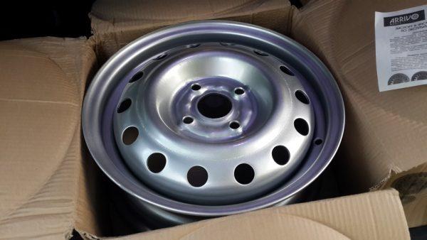 Колесные диски Arrivo для вашего авто