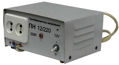 Где купить преобразователь 220 на 12 вольт