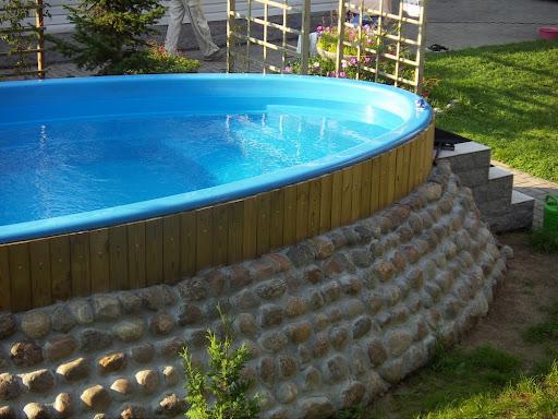 Выбор дачных бассейнов от интернет-магазина ВашБас