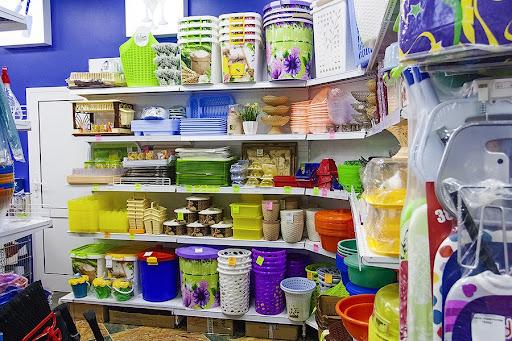 Plastic-Shop - это магазин хозтоваров с приемлемыми ценами